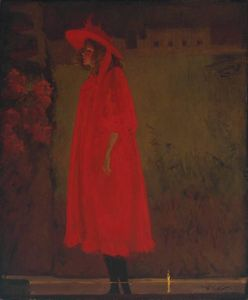 Walter Richard Sickert - Minnie Cunningham at the Old Bedford