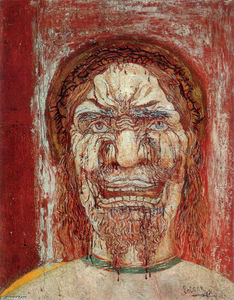 James Ensor - The Man of Sorrows