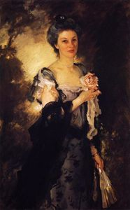 John Singer Sargent - Mrs. William Crowninshield Endicott Jr.