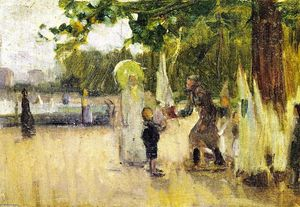 Henry Ossawa Tanner - The Man Who Rented Boats