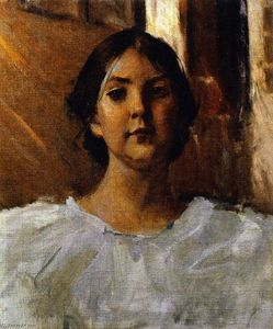 William Merritt Chase - My Daughter Dorothy