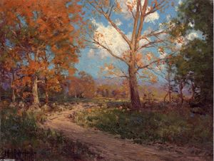 Robert Julian Onderdonk - October Sunlight