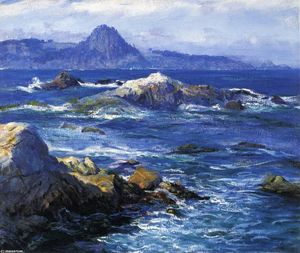 Guy Orlando Rose - Off Mission Point (also known as Point Lobos)