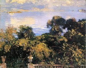 John Singer Sargent - Oranges at Corfu