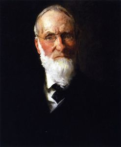 William Merritt Chase - Portrait of My Father