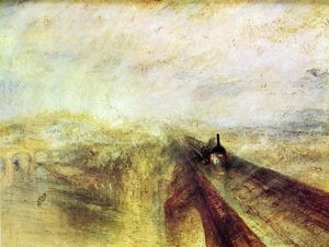 William Turner - Rail, Steam and Speed - the Great Western Railway
