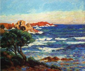 Jean Baptiste Armand Guillaumin - Red Rocks