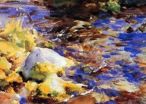 John Singer Sargent - Reflection