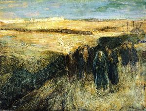 Henry Ossawa Tanner - Return from the Crucifixion