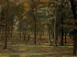 Spencer Frederick Gore - Richmond Park