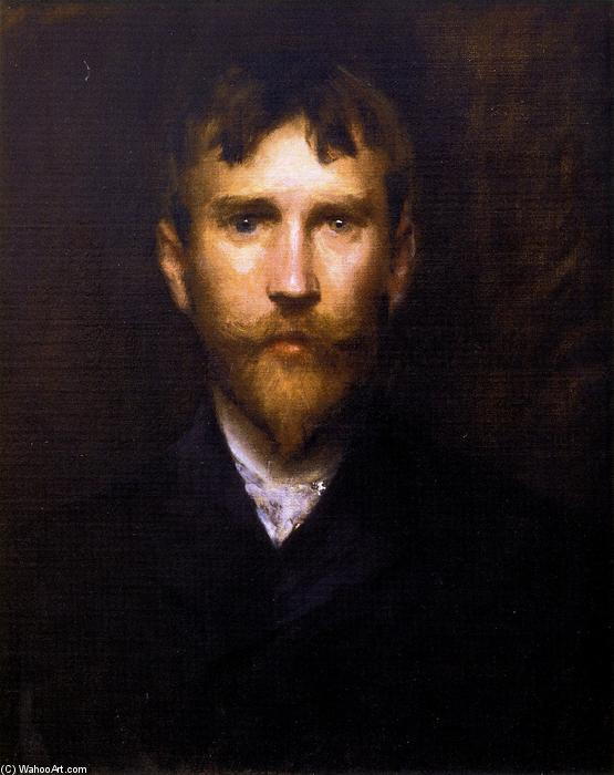 famous painting Robert Blum of William Merritt Chase