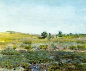 William Merritt Chase - Shinnecock Hills / Summer