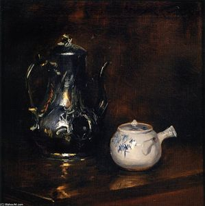 William Merritt Chase - Still LIfe