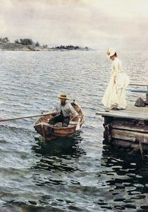 Anders Leonard Zorn - Summer Fun