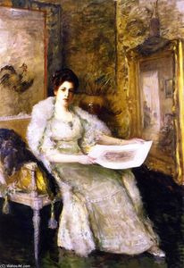 William Merritt Chase - Susan Watkins