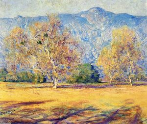 Guy Orlando Rose - The Sycamores, Pasadena