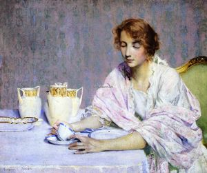Francis Coates Jones - Tea Leaves