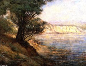 Frederick Mccubbin - Ti-Tree at Beauaris