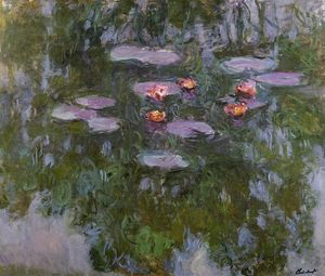 Claude Monet - Water-Lilies (26)