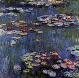 Claude Monet - Water-Lilies (54)