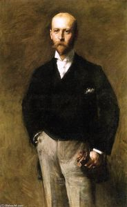 William Merritt Chase - William Charles Le Gendre