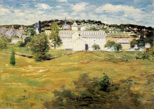 Julian Alden Weir - Willimantic Thread Factory