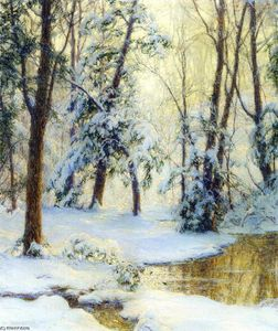 Walter Launt Palmer - Woodland Pool