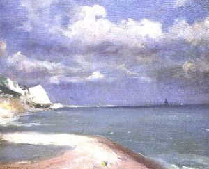 Théodore Casimir Roussel - Approaching Storm