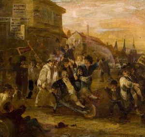 James Pollard - Election Riot At Coventry
