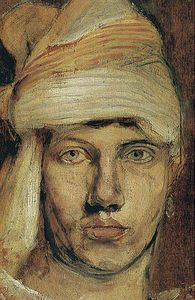 Duncan Grant - Self Portrait In A Turban