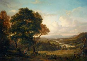 Patrick Nasmyth - The Valley Of The Tweed