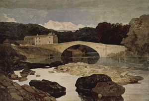 John Sell Cotman - The Gretabrucke