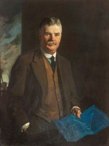 Maurice William Greiffenhagen - Sir John Harvard Biles