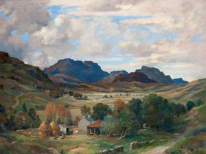 James Whitelaw Hamilton - Glen Fruin