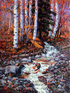 John Jones - Fall Creek