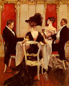 Albert Beck Wenzell - Idle Conversation -