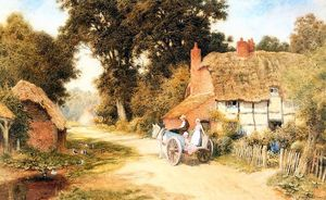 Arthur Claude Strachan - Going To Market
