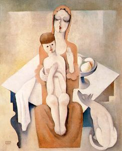 Bela Kadar - Mother And Child -