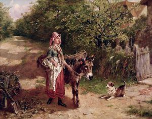 Edgar Bundy - Home From Market