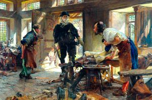 Edgar Bundy - The Squire's Visit