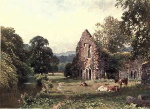 Harry Sutton Palmer - Waverley Abbey Near Farnham