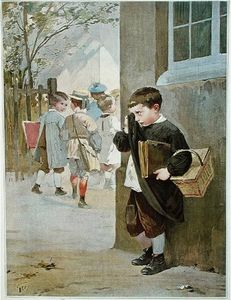 Henri Jules Jean Geoffroy Dit Geo - In Detention