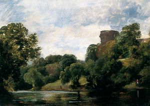 Frederick Richard Lee - Bothwell Castle, Lanarkshire