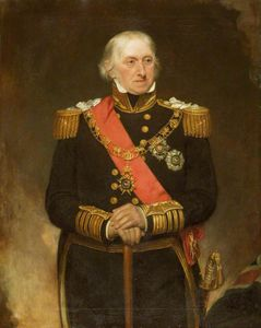 Henry William Pickersgill - Admiral Sir Edward Campbell Owen -