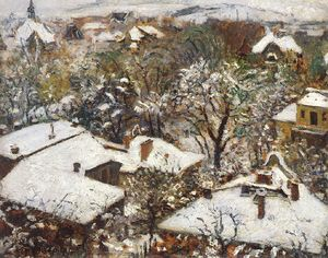 Istvan Csok - Winter In The Spring