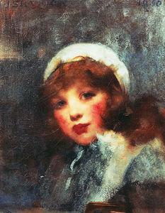 James Jebusa Shannon - The White Hat
