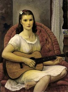 Leon Kroll - The Young Guitarist