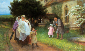 Philip Richard Morris - The Christening Party