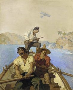 Nc Wyeth - Adventurers