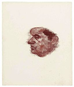 Ronald Brooks Kitaj - Francis Bacon